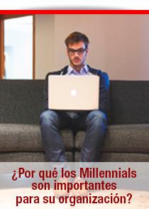 los millennials y su organizacion