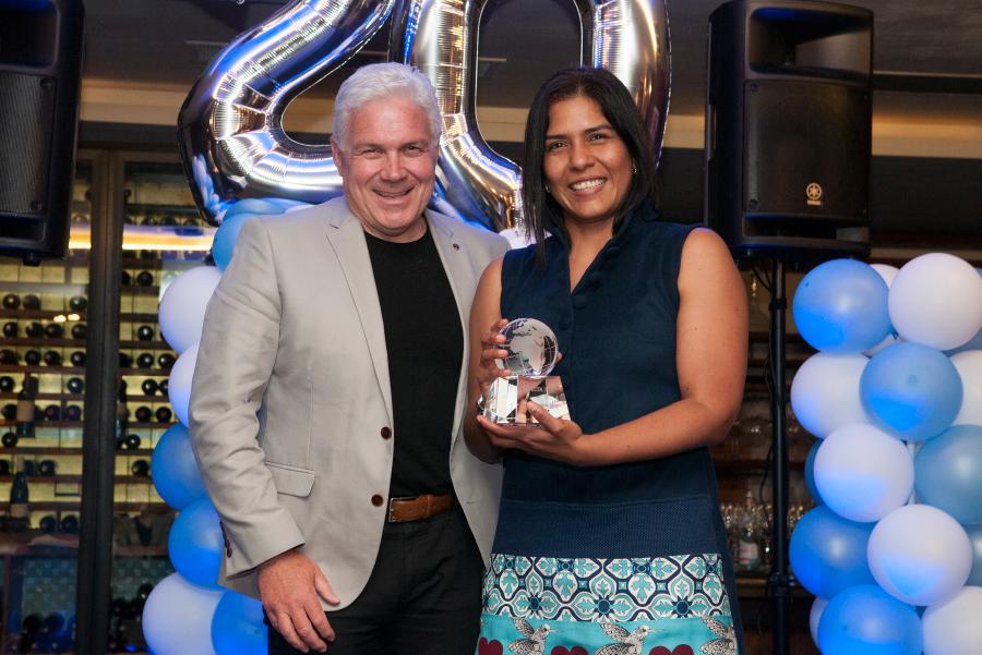 Proyecto +Teletrabajo fue premiado a nivel internacional