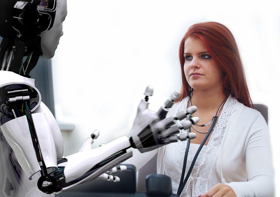 ¿Desempleado por culpa de un robot?